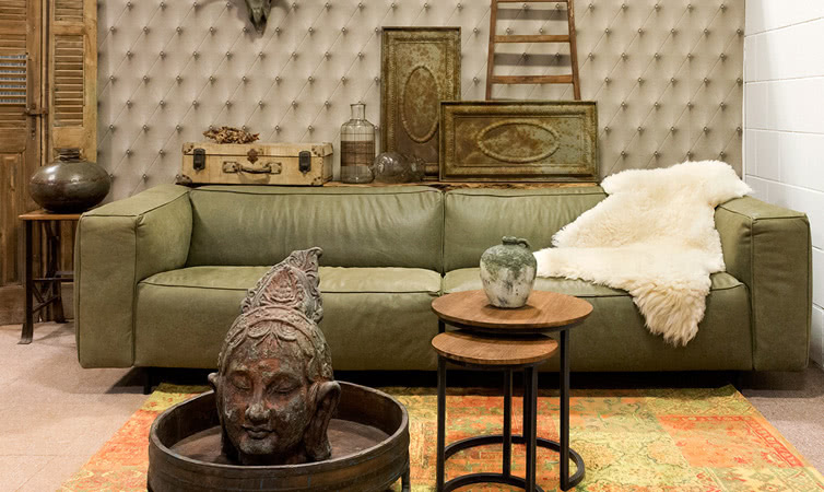 Landelijk Wonen Accessoires : Intenz wonen vintage meubelen met een wereldse twist